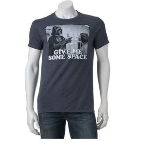 Star Wars Give Me Some Space tee